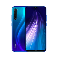 купить Xiaomi Redmi Note 8 128GB/4GB Blue (Синий) в Рязани
